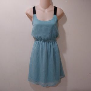 Xhilaration blue dress